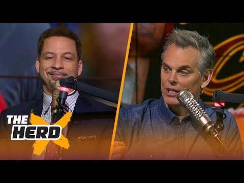 Chirs Broussard on the Rockets storming the Clippers' locker room, LeBron's Cavs | THE HERD