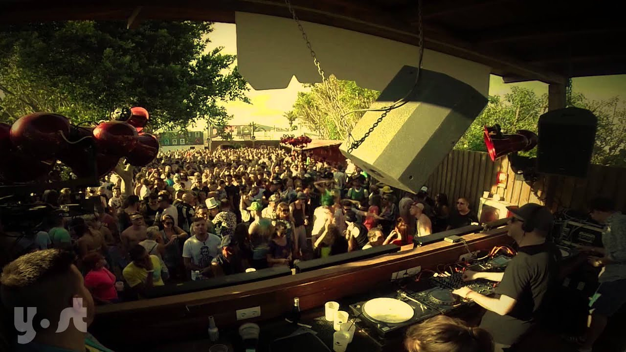 Kevin Yost - Live @ Circoloco Opening Party 2014