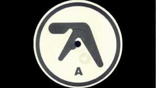 Aphex Twin   Selected Ambient Works 85 92