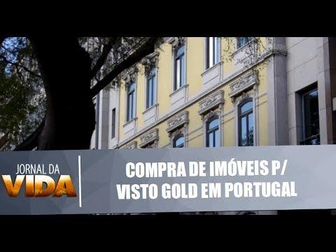 Comprar imóveis é opção para conseguir visto em Portugal