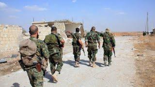 الجيش السوري يسيطر على القسم الجنوبي من مطار أبو الضهور العسكري بإدلب