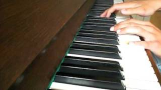 As I Am (Intro) - Alicia Keys - Piano