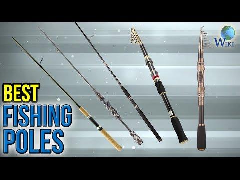 10 Best Fishing Poles 2017