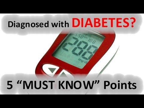 Diabetes-Symptome bei Kindern in den Analysen