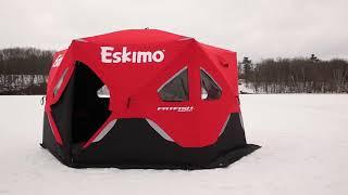Зимняя палатка eskimo quickfish 3 insulated