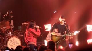 Eric Paslay And Karen Fairchild // Nashville, TN // Country Outfitter