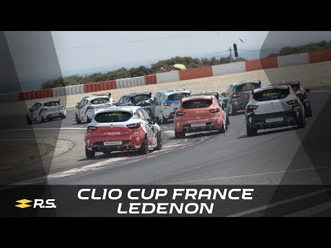 2019 Clio Cup France - Ledénon - Race 2 Highlights