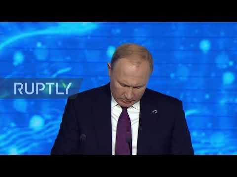 Russia: Putin praises Trump's decision to begin North Korea talks