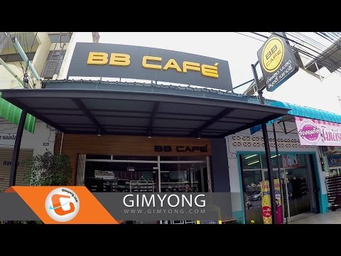 BB CAFÉ ผสานรสชาติกาแฟ โชว์สีสันสมู้ตตี้ ความลงตัวของเค้ก