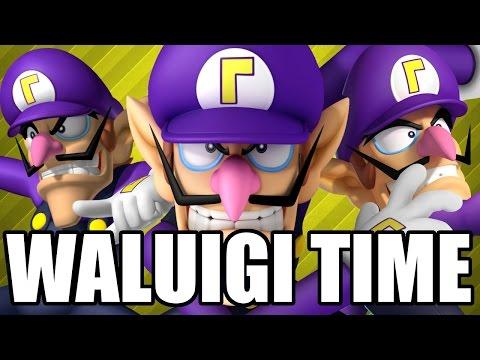¿Por qué Waluigi es tan popular? - L&V - Super Mario Bros.