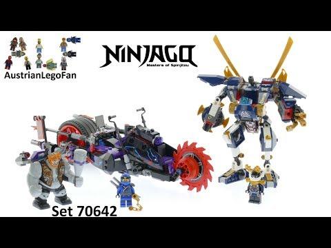 Vidéo LEGO Ninjago 70642 : Killow contre le Samouraï X