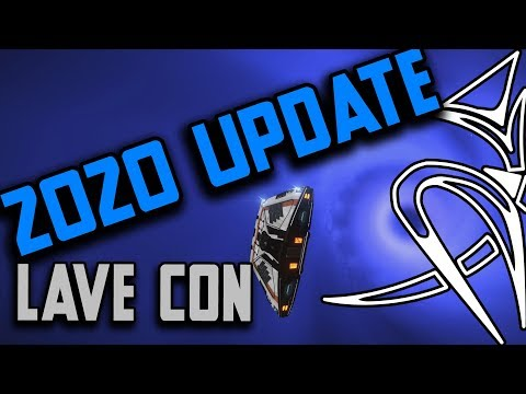 2020 update & LaveCon Recap [Elite Dangerous]