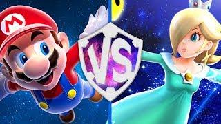 Super Mario Galaxy Versus - Part 1