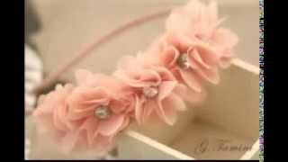 СВОИМИ РУКАМИ,Handmade:  «Обруч для волосся»