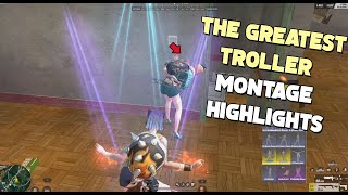 THE GREATEST TROLLER MONTAGE KILL HIGHLIGHTS!(ROS KILL MONTAGE)