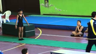 preview picture of video 'Franz at Gymnastic Competion in Capranica'
