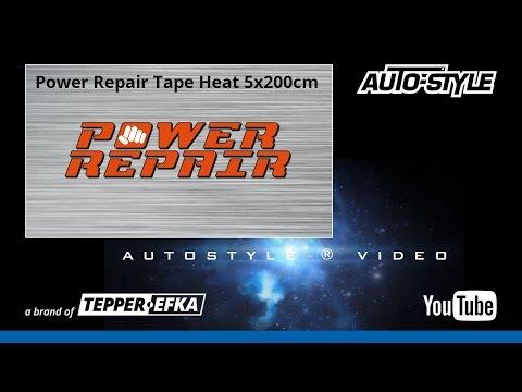 Uitlaat reparatie tape