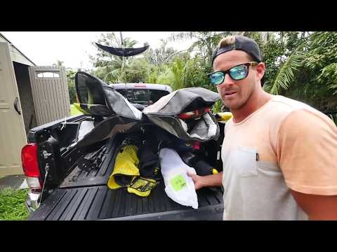 What s in the back of my truck in Hawaii? | Ricardo Campello