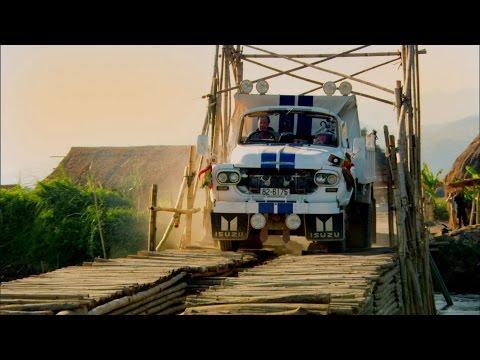Crossing The Bridge | Top Gear | Series 21 Burma Special | BBC