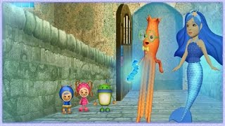 Team Umizoomi - Rescue the Blue Mermaid 2015 HD  | Numbers, Patterns, and Shapes!