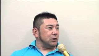 2014.04.29西武園競輪小嶋敬二選手インタビュー