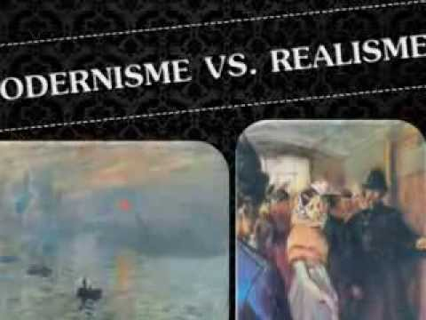 mp4 Naturalisme Modernisme, download Naturalisme Modernisme video klip Naturalisme Modernisme