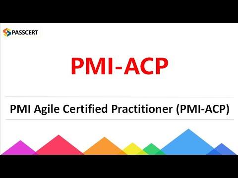 PMI Agile Certified Practitioner (PMI-ACP) Exam Dumps - YouTube