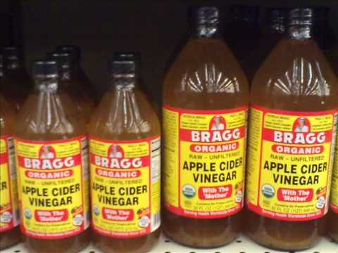 Video Cure Your Eczema - Bragg's Apple Cider Vinegar
