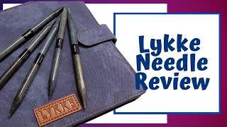 Knitting Needles Review - Lykke Double Pointed Needle Large Set