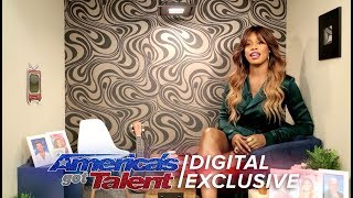 Gambar cover Laverne Cox Is Ready To Meet The Talent On AGT - America's Got Talent 2017 (Extra)