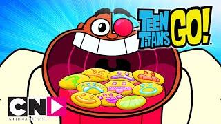 Haideți Tineri Titani!   Spectacolul de varietăți al Titanilor   Cartoon Network