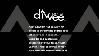Divvee Social -  реально без вложений!! как заработать, миллион, работа, деньги, ru! новый год!