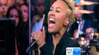 "Emily Sande'  ""My Kind Of Love"""