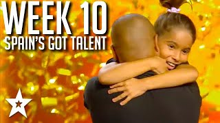 Spain's Got Talent 2021 AUDITIONS | WEEK 10 | Got Talent Global