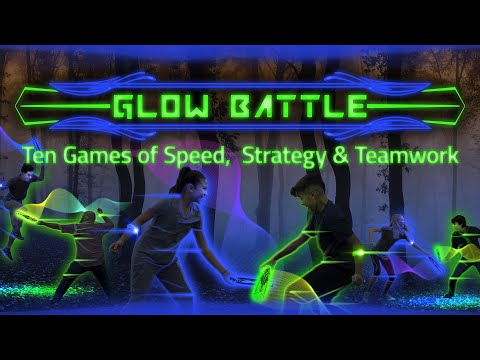 Glow Battle: Ninja Edition Game