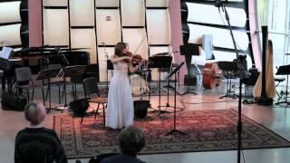 Sieben Rosen hat ein Strauch: for solo violin - Takahashi
