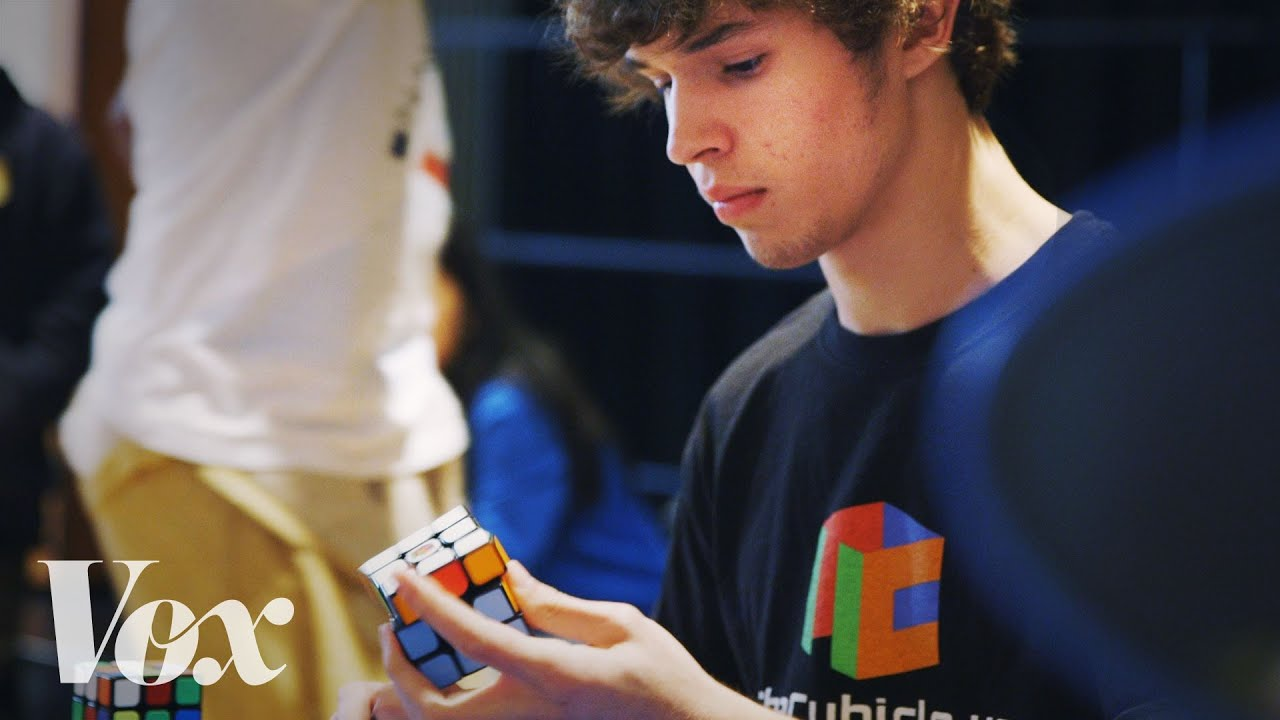 How a 15-year-old solved a Rubik's Cube in 5.25 seconds thumbnail