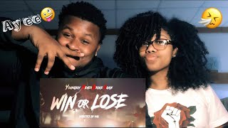 NBA Youngboy - Win Or Lose (REACTION)