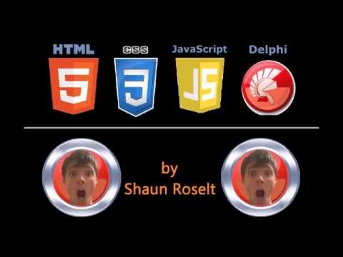 Web Development Tutorial 2 – Introduction to the Delphi IDE