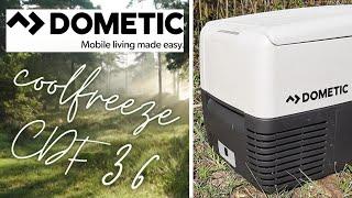 Kompressorkühlbox für den Camper (DOMETIC CDF 36)