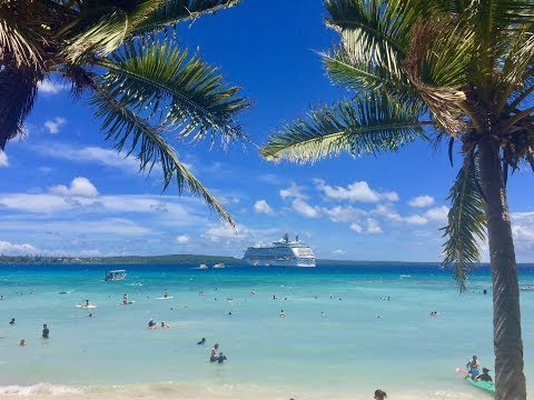 Explorer Of The Seas – South Pacific Cruise 2017