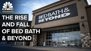 Why Bed Bath & Beyond Is Facing Extinction