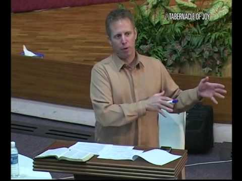 Holiness 1- Raymond Woodward Part 1 of 17