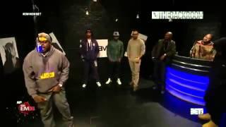 Eminem e Slaughterhouse Freestyle