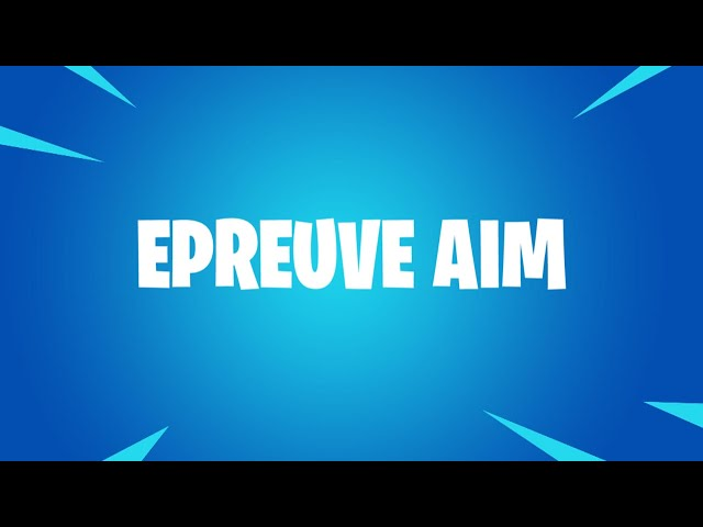 ÉPREUVE AIM | SOMBRE KNIGHT SHOW