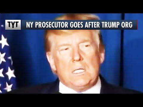 "Prosecutor: ""Extensive Criminal Conduct"" at Trump Organization"