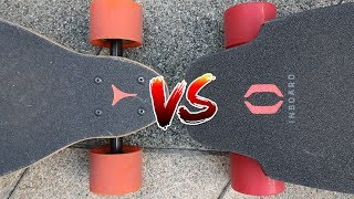 Boosted Board vs Inboard!