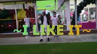 Cardi B -  I Like It ft Bad Bunny & J Balvin (Official Dance Video)
