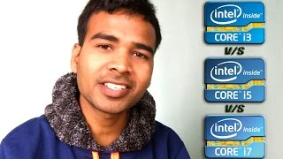DIFFERENCE BETWEEN CORE i3 i5 & i7