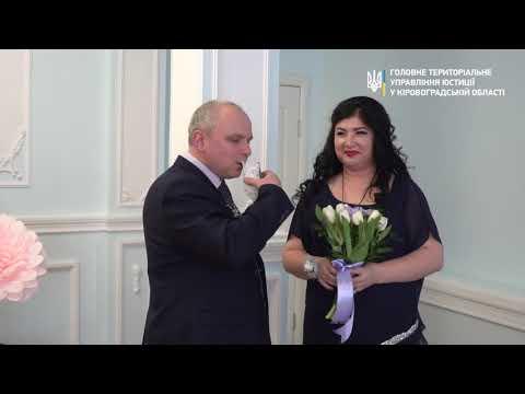 Ювілейне весілля Ельміри та Сергія Дробків